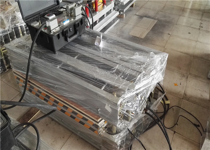 1600mm Rubber Conveyor Belt Vulcanizing Machine With Aluminum Alloy Beams